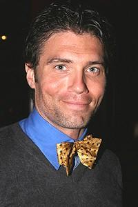 Photo Op - Fuerzabruta opening - Anson Mount 