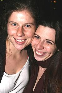 Photo Op - Fuerzabruta opening - Caroline Murphy  (girlfriend) - Heather Matarazzo