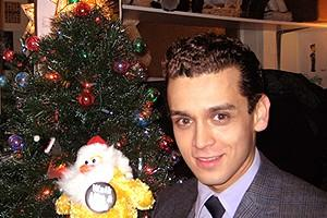 Photo Op - Holidays at Jersey Boys - Michael Longoria