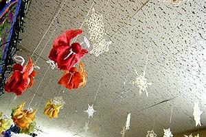 Holidays at Wicked 2007 - hallways decorations - 2