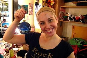 Holidays at Wicked 2007 - Kristen Leigh Gorski