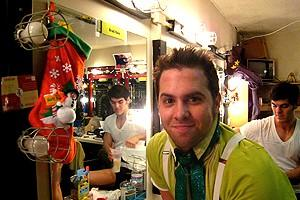 Holidays at Wicked 2007 - Brad Bass - Todd Hanebrink
