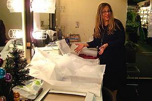 Holidays at Wicked 2007 - Barbara Rosenthal