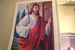 Holidays at Wicked 2007 - picture of Jesus