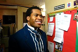 Holidays at Wicked 2007 - Derrick Williams