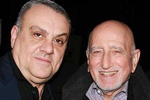 More Sopranos stars at Chicago - Vincent Curatolla - Dominic Chianese