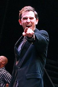 Daniel Reichard's final performance in Jersey Boys - cc - Daniel Reichard
