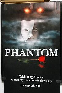 Phantom of the Opera - 20th Anniversary - new art work