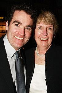 Next to Normal Opening - Brian d'Arcy James - mother Mary James