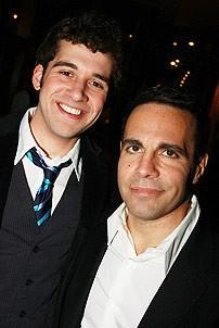 Next to Normal Opening - Adam Chanler-Berat - Mario Cantone