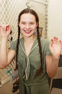 Lauren Pritchard Leaves Spring Awakening - Lauren Pritchard    Lauren Pritchard Spring Awakening
