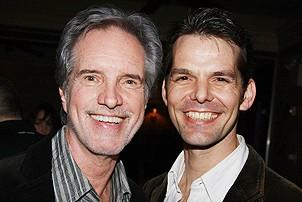 Jersey Boys Celebrates 1000 - Bob Gaudio - J. Robert Spencer