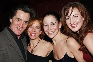 Jersey Boys Celebrate 1000 - Roger Rees - Jennifer Naimo - Sara Schmidt - Heather Ferguson