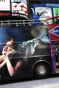 Disney Bus - Sierra Boggess