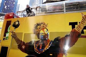 Disney Bus - Tshidi Manye