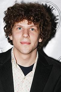 2008 Atlantic Theater Gala - Jesse Eisenberg