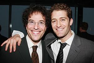 2008 Atlantic Theater Gala - Michael Mayer - Matthew Morrison