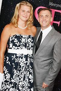 David Eigenberg wife