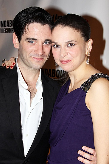 Anything Goes Opening Night – Colin Donnell – Sutton Foster