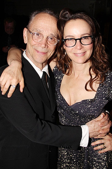 Anything Goes Opening Night – Joel Grey – Jennifer Grey