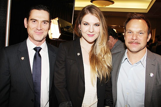 Tony Brunch - Billy Crudup - Lily Rabe - Norbert Leo Butz