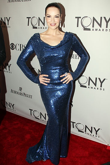 2011 Tony Awards Red Carpet – Tammy Blanchard