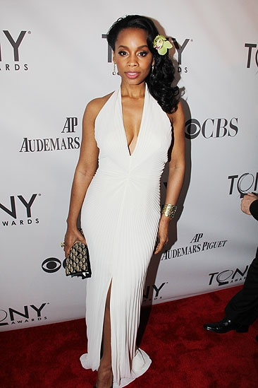 2011 Tony Awards Red Carpet  Anika Noni Rose 