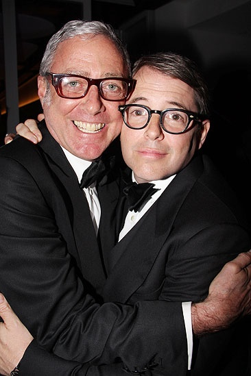 Tony Ball '11 - Scott Wittman - Matthew Broderick