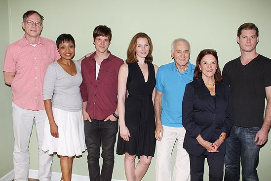 Lyons meet - Mark Brokaw - Brenda Pressley - Michael Esper - Kate Jennings Grant - Dic Latessa - Linda Lavin - Gregory Wooddell