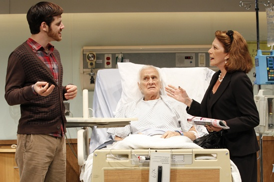 Show Photos - The Lyons - Michael Esper - Dick Latessa - Linda Lavin