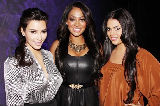Kardashian Love Loss – Kim Kardashian - La La Anthony – Carla DiBello