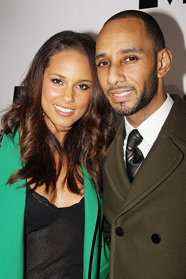 Mountaintop opens – Alicia Keys – Swizz Beatz