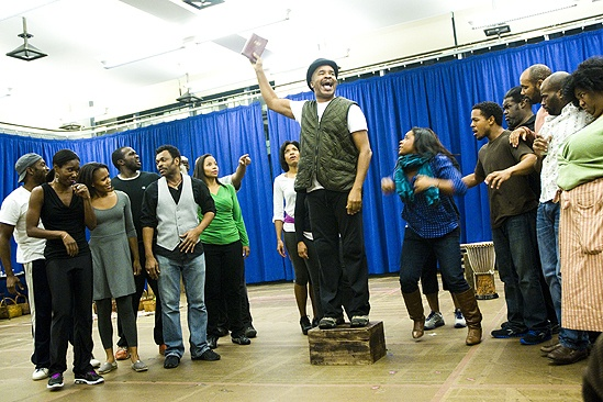 Porgy and Bess  David Alan Grier and company