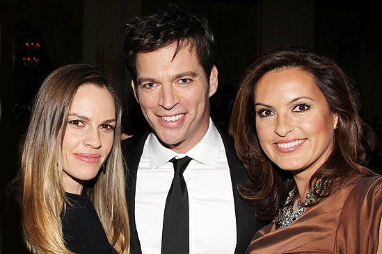 On a Clear Day – Opening – Hilary Swank – Harry Connick Jr. - Mariska Hargitay