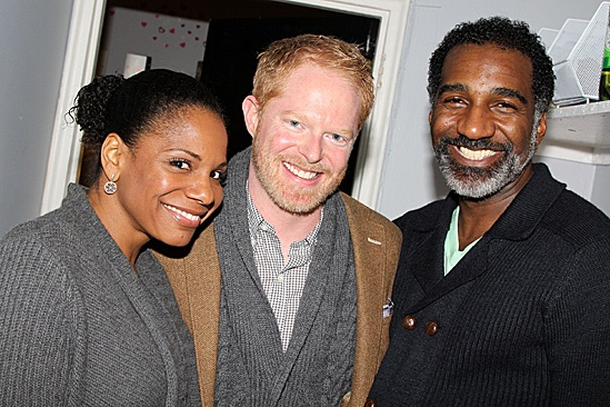 Porgy and Bess- Audra McDonald, Norm Lewis,and  Jesse Tyler Ferguson