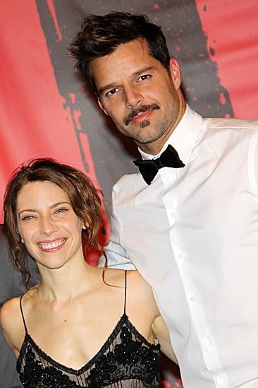 Evita- Ricky Martin and Elena Roger