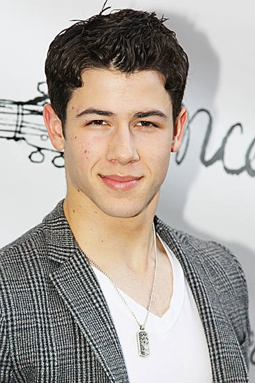 Once opening night – Nick Jonas