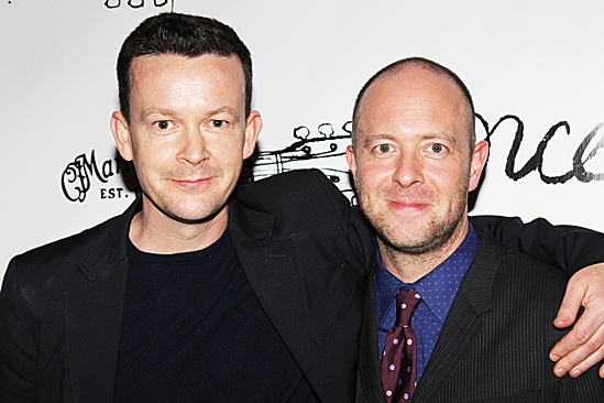 Once opening night  Enda Walsh  John Tiffany