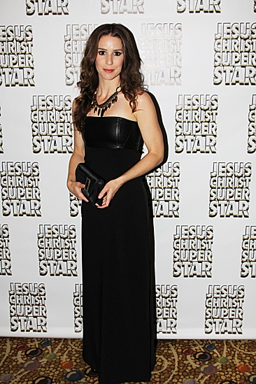 Jesus Christ Superstar opening night – Chilina Kennedy