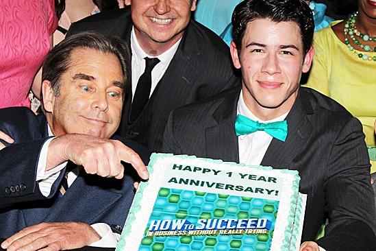 How to Succeed – One Year Anniversary – Beau Bridges – Nick Jonas