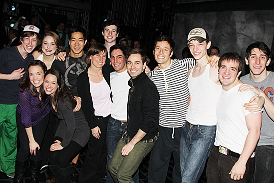 Newsies Gypsy Robe – The Newsies Cast