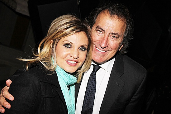 Newsies  Opening Night  Orfeh -  Kenny Ortega