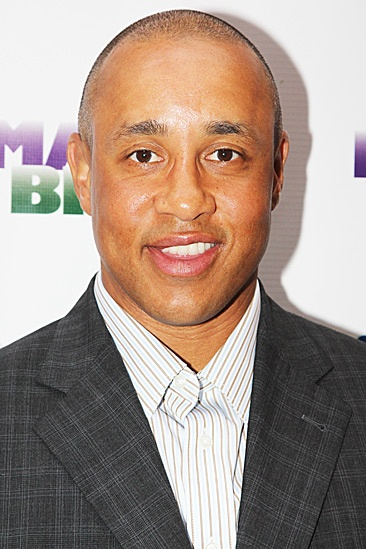 Magic.Bird Opening Night – John Starks