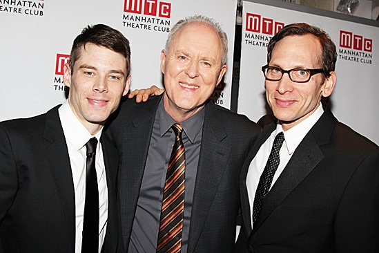 The Columnist Opening Night – Brian J. Smith – John Lithgow – Stephen Kunken