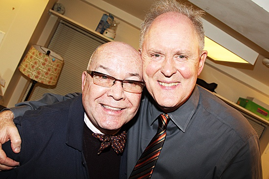 The Columnist Opening Night  Jack OBrien - John Lithgow 