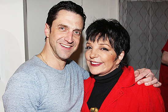 Leap of Faith Opening Night – Raúl Esparza – Liza Minnelli