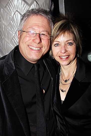 Leap of Faith Opening Night – Alan Menken - Janis Menken