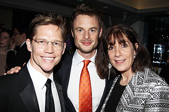 Leap of Faith Opening Night – Jack Noseworthy – Christopher Wheeldon - Jodi Moccia