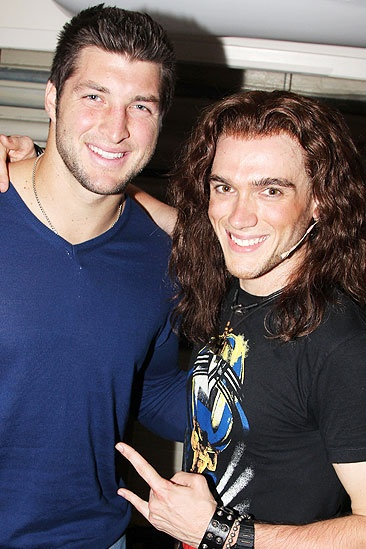 Rock of Ages – Tim Tebow Visit – Tim Tebow – Justin Matthew Sargent