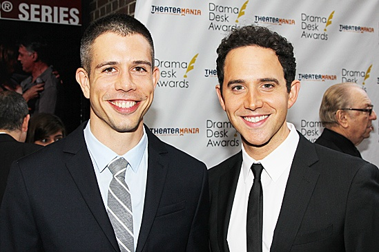 Drama Desk Awards 2012 – Stephen Karam - Santino Fontana